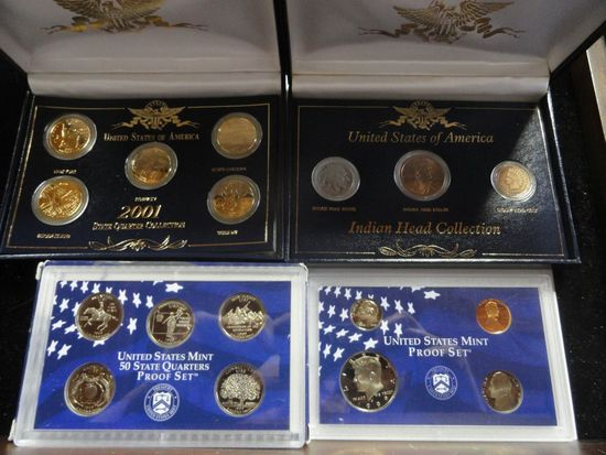 ASSORTED COLLECTIBLE COINS