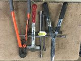 (5) ASSORTED TOOLS: