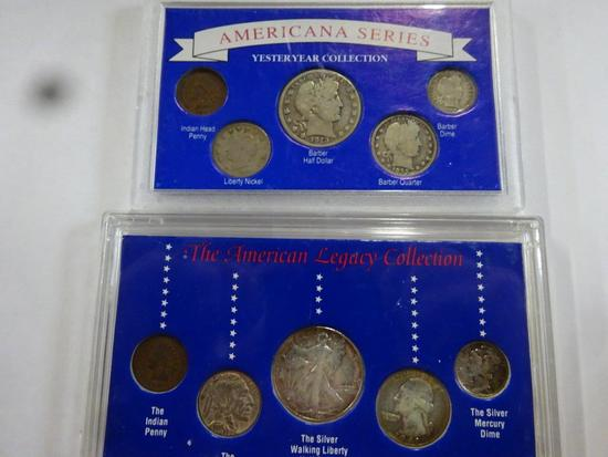 THE AMERICAN LEGACY COLLECTION,