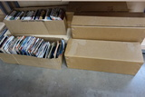 5 BOXES OF 45 RPM RECORDS