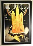 METROPOLIS, REPRODUCTION 1930'S MOVIE POSTER (24x36