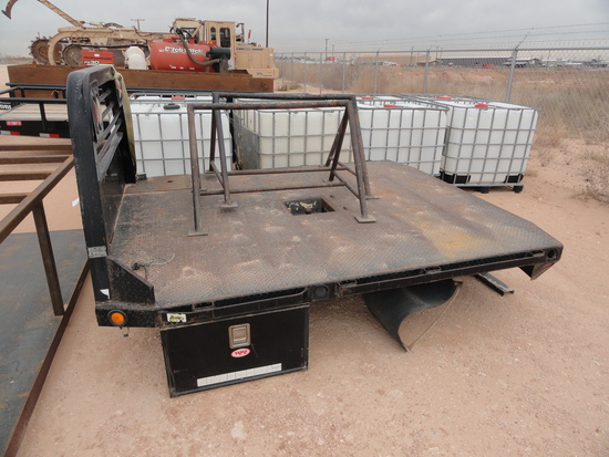 FLAT BED PICKUP BED