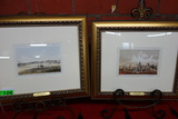 (2) JOHN MIX STANLEY ORIGINAL LITHOGRAPHS OF FORTS: F