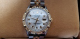 ROLEX OYSTER PERPETUAL DATE JUST WATCH,