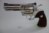 COLT PYTHON SIX SHOT REVOLVER, SR # 53594E,