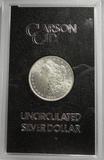 GSA 1882-CC UNCIRCULATED MORGAN SILVER DOLLAR