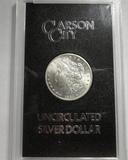 GSA 1884-CC UNCIRCULATED MORGAN SILVER DOLLAR
