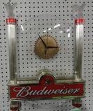 ELECTRIC BUDWEISER CLOCK