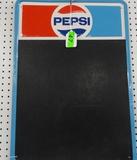 PEPSI CHALK BOARD METAL SIGN