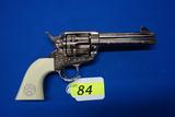 CIMARRON FIREARMS TEXAS RANGER COMMEMORATIVE SIX SHOT SINGLE ACTION PISTOL, SR # E085843,