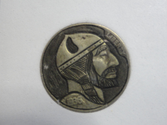 HOBO BUFFALO NICKEL