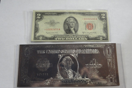 NATIONAL COLLECTOR'S MINT .999 FINE SILVER 2000 SILVER CERTIFICATE