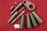 LOT OF VINTAGE WOODEN ITEMS
