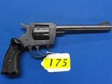 H&R INC MODEL 929 NINE SHOT REVOLVER, SR # AU046176