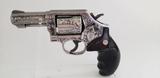 SMITH & WESSON MODEL 64-8 SIX SHOT REVOLVER, SR # CHW4453