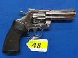 COLT PYTHON SIX SHOT REVOLVER, SR # E39986, .357 MAG CAL