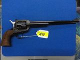 INTERARMS VIRGINIAN DRAGOON SIX SHOT REVOLVER, SR # 35615,