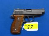 STERLING ARMS MARK II SEMI-AUTOMATIC PISTOL, SR # B56397,