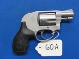 SMITH & WESSON MODEL 683-3 AIRWEIGHT 5 SHOT REVOLVER, SR#CWF5172