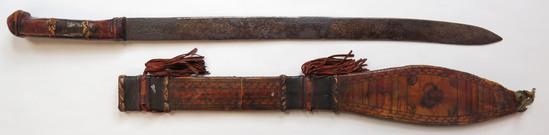 A MANDING SWORD