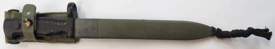 A SPANISH M 1964-69 BAYONET
