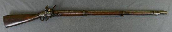 MT WICKHAM 1817 FLINT LOCK
