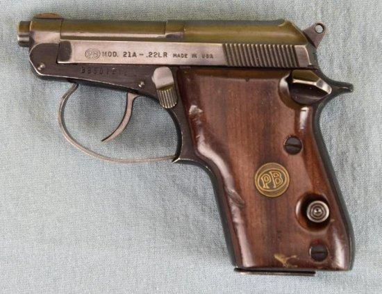 Beretta MODEL 21A Semi Auto Pistol