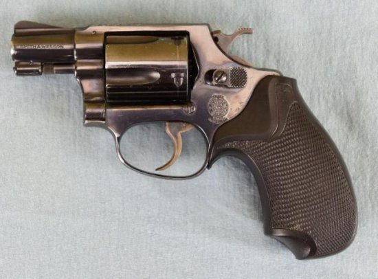S&W Model 36 Revolver