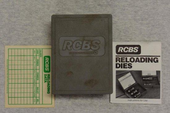 RCBS 38 Colt Carbide Die's