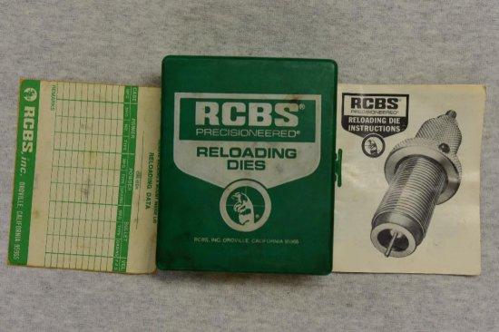 RCBS 38 Spec Swc Die's