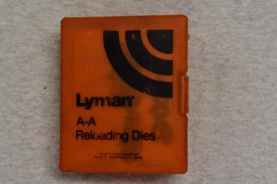 Lyman 44 SP Carbide Sizing Dye