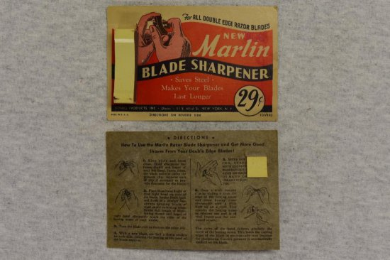 Marlin Blade Sharpeners