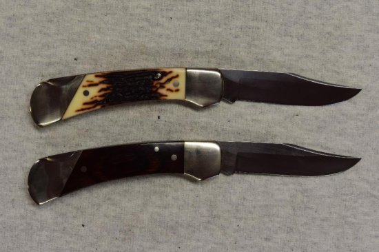 Western Series 54 Collector Knives