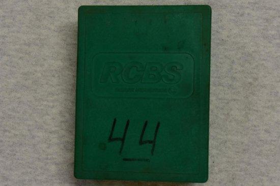 RCBS 44 Mag Die's