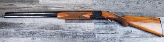 BROWNING MODEL SUPER POSED
