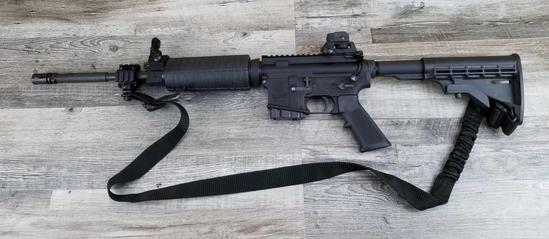 SMITH & WESSON MODEL M&P 15