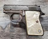 ASTRA ARMS CO. MODEL CUB
