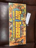 HAPPY TRAILS CHILDREN'S FOUNDATION- ROY ROGERS BOARD GAME
