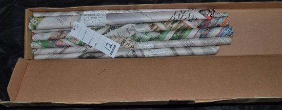 BOX LOT OF 7 SAVAGE RIFLE BARRELS