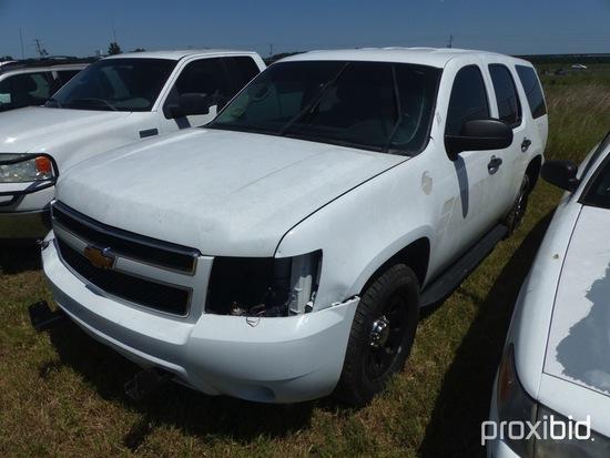 2012 Chevy Tahoe, 2WD, 4 door, 5.3 ltr Vortec engine, vin 1GNLC2E0XCR186484