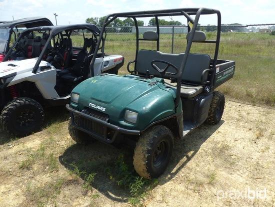 2004 Polaris Ranger 500, green, vin 4XARD50A54D435698