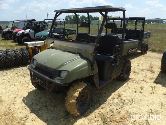 2007 Polaris Ranger 700, green, vin 4XARH68A572365439