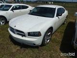 2010 Dodge Charger Police Cruiser, 4 door, 3.5 ltr V6 engine, vin 2B3AA4CV4