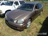 1999 Lexus GS300, 4 door, vin JT8BD68S9X0057649