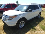 2011 Ford Explorer XLT, auto trans, power windows, doors, locks, cruise con