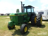 John Deere 4840 Tractor, s/n 4840P016334RW, cab, air, duals, 3 point hitch,