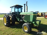 JD 4640 P Tractor, s/n 021231R, cab, 3 point, PTO, duals