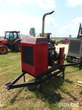 Case 6590T Power Unit, 6 cyl Diesel with PTO