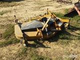 Woods Finish Mower, model RD8400-2, s/n 894300