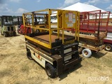 Lift a Loft SPW24 Scissorlift, travel height 6'5, elevated height 19'2, pla